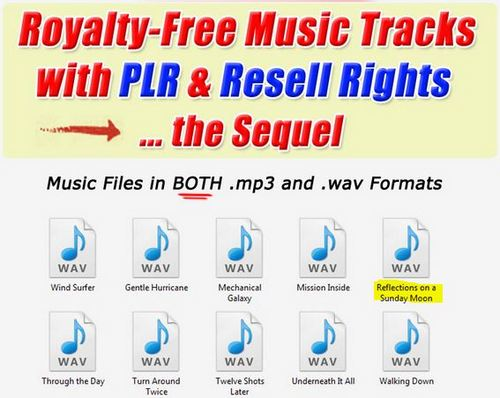 Product picture 1 Professional Quality Music tracks -Reflection.wav