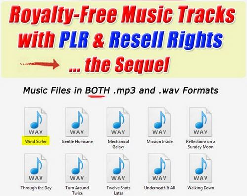 Product picture 1 Professional Quality Music tracks -Wind Surfer.wav