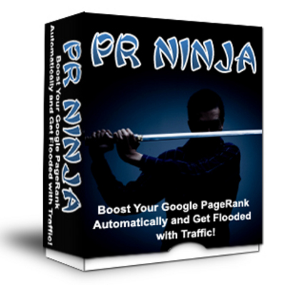 Product picture  PR Ninja - Raise Your Search Engine Ranking !*NEW!*